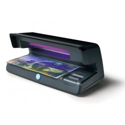 Safescan 50 Banknotenprüfgerät UV schwarz SAFESCAN