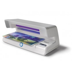 Safescan 50 Banknotenprüfgerät UV Duoton Grau SAFESCAN