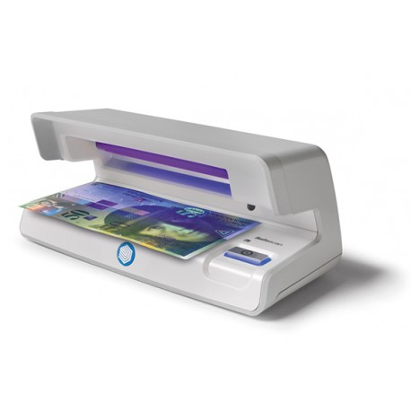 Safescan 70 Banknotenprüfgerät UV Duoton Grau SAFESCAN