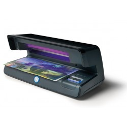 Safescan 70 Banknotenprüfgerät UV schwarz SAFESCAN