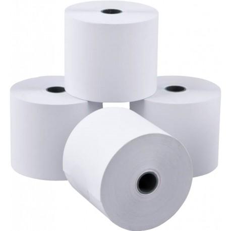 50 Stück Normalpapierrollen ECR-Serie