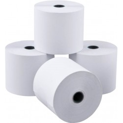 50 Stück Normalpapierrollen Küchendrucker