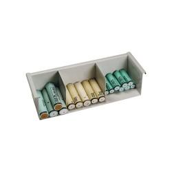 Kassenschubladen Serie RE 46/46 3-teilig RIEFFEL