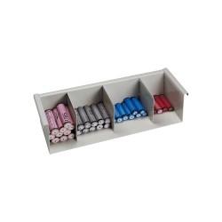 Kassenschubladen Serie RE 46/46 4-teilig RIEFFEL