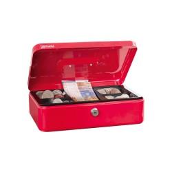 Geldkassetten Serie VT - GK 2 Rot RIEFFEL