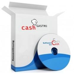 Kassensoftware cashSOFT GASTRONOMIE KASSENSCHWEIZ.CH