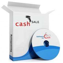 Kassensoftware cashSOFT RETAIL KASSENSCHWEIZ.CH